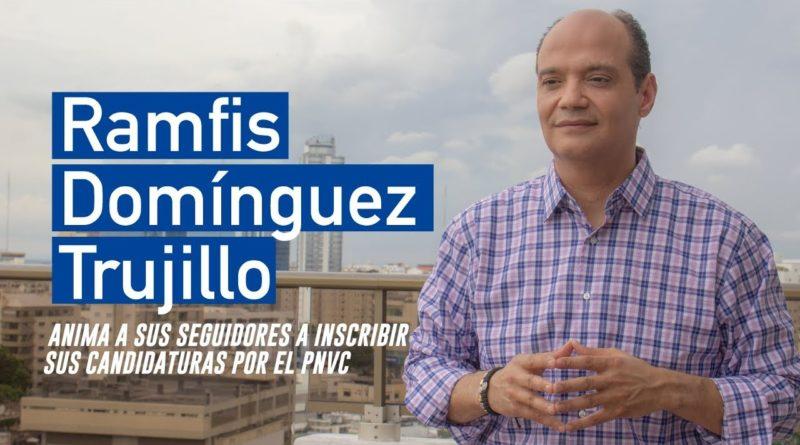 Ramfis asegura es la fuerza a vencer y anima a sus seguidores a lanzarse al ruedo político e inscribir sus precandidaturas en el PNVC