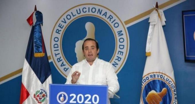 """Paliza confirma PRM """"articula un acuerdo de fuerzas"""" para ganar elecciones"""
