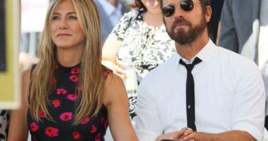 La curiosa petición de Jennifer Aniston su ex, Justin Theroux