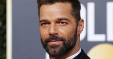 Ricky Martin en la espera su cuarto hijo