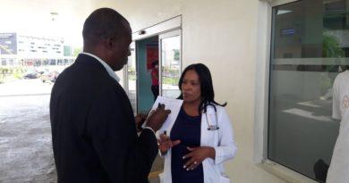 Dan de alta médica en Hospital Hugo Mendoza a niñas ingresadas por desprendimiento empañete en liceo Sabana Perdida