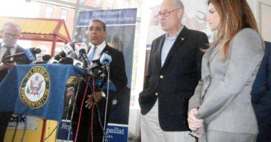 Espaillat, Schumer y Rainieri defienden turismo y seguridad en la República Dominicana