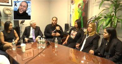 Familia de dominicano ultimado en El Bronx por un sargento incoa millonaria demanda contra el NYPD