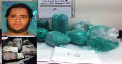 Impondrán 45 años a un dominicano por tráfico de fentanilo, pagará $2 millones y le confiscarán tres casas