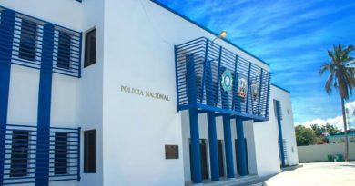 Novedoso destacamento policial es puesto disposición de la seguridad y tranquilidad de la comunidad de Nagua