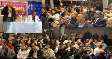 Renuncian 462 presidentes de comités de bases del PLD en Nueva Inglaterra para integrarse a La Fuerza del Pueblo