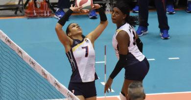 Sexteto Voleibol de la RD derrota Trinidad y Tobago en el NORCECA