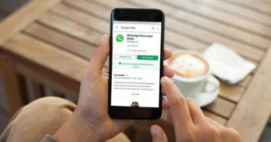 WhatsApp ha desaparecido de Google Play Store