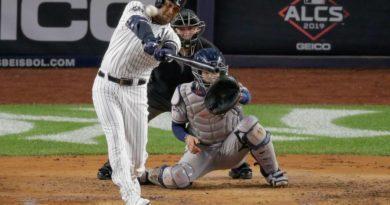 Yankees vencen a Astros y se acercan 3-2 en la serie de campeonato de la Liga Americana