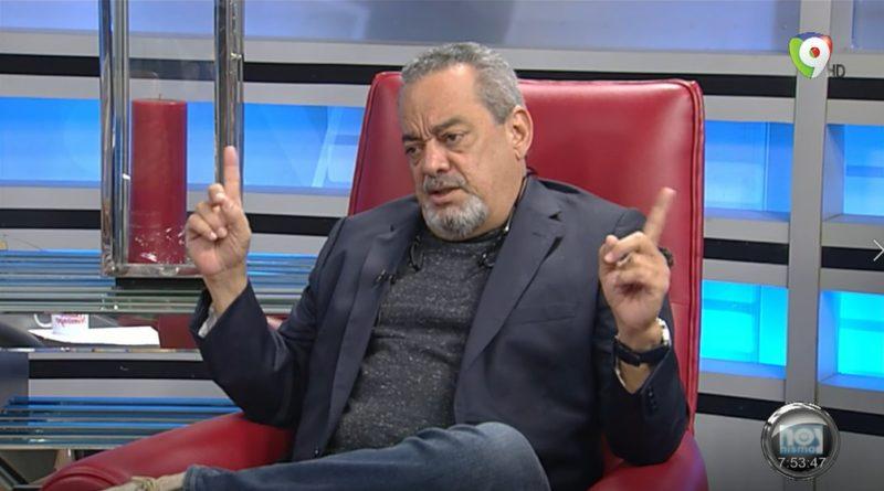 ATENCIÓN :Cineasta Alfonso Rodríguez dará este lunes su respaldo a Luis Abinader