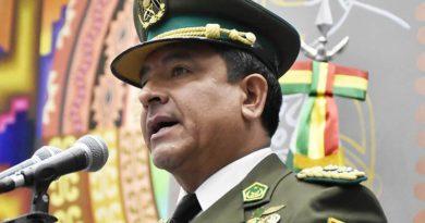 El comandante general de la Policía de Bolivia niega que haya una orden de detención contra Evo Morale
