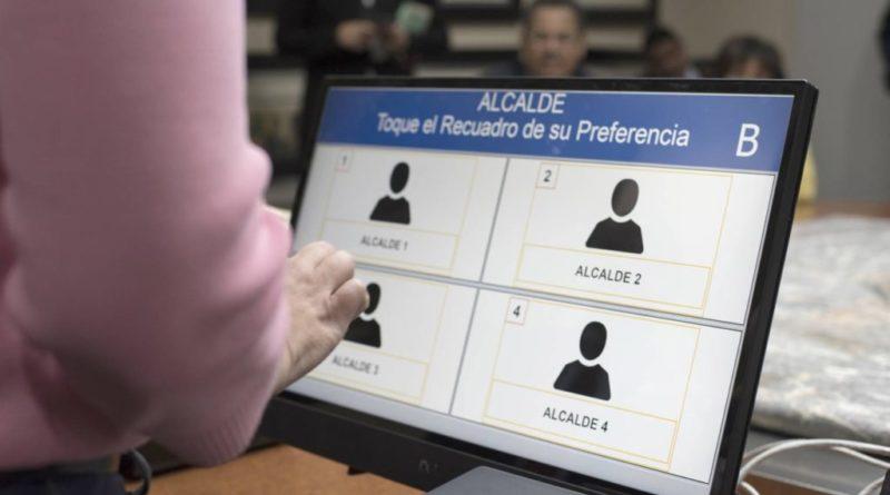 ATENCIÓN:Peligra el voto automatizado tras el rechazo de 5 partidos minoritarios