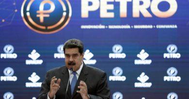 Venezuela autoriza su criptomoneda como método de pago para negociar inmuebles y vehículos