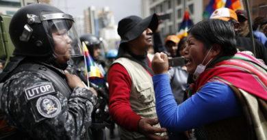 CIDH: La crisis institucional y política de Bolivia deja como saldo 23 muertos y 715 heridos