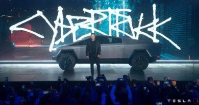 Elon Musk revela la futurista camioneta Tesla Cybertruck