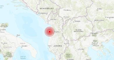 Al menos seis muertos y más de 300 heridos en Albania tras un fuerte sismo de magnitud 6,4