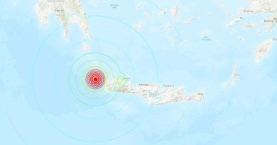 Tercer terremoto en Europa en dos días: un sismo de magnitud 6,0 sacude las costas de Grecia
