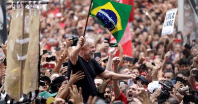 ATENCIÓN :Tribunal brasileño aumenta a 17 años la pena de prisión contra Lula da Silva en el caso Atibaia