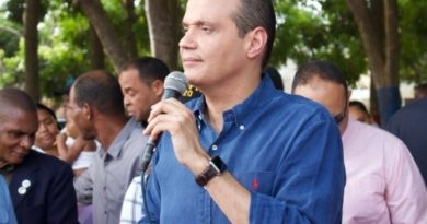 Ramfis se desliga de alianzas hechas por el PNVC
