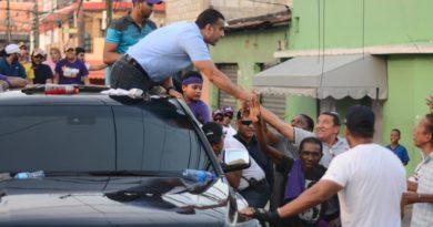 Luis Alberto dice alianza opositora no puede con maquinaria peledeísta.