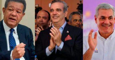 Candidatos presidenciales con apretada jornada este fin de semana