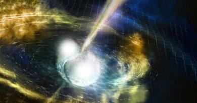 Captan la luz más brillante del universo jamás observada por la humanidad proveniente de un brote de rayos gamma