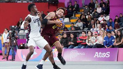 Difunden los países clasificados para Tokio 2020 en baloncesto 3x3