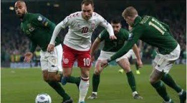 Dinamarca clasifica a la Eurocopa 2020