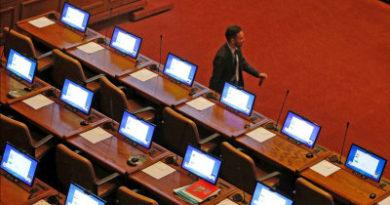 Diputados de Chile rechazan proyecto para reducir sus viáticos