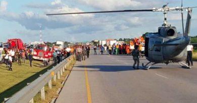 En estado estable turistas que resultaron heridos durante accidente en Higüey