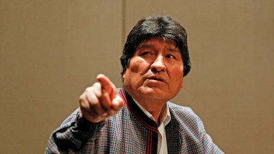 """Evo Morales anuncia una Comisión de la Verdad con personalidades internacionales para """"verificar si hubo fraude"""""""