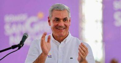 GONZALO CASTILLO ASEGURA QUE CON LA SANGRE NUEVA DEL PLD PROMOVERÁ UN MEJOR CAMBIO DE PROGRESO Y PROSPERIDAD PARA TODOS LOS DOMINICANOS