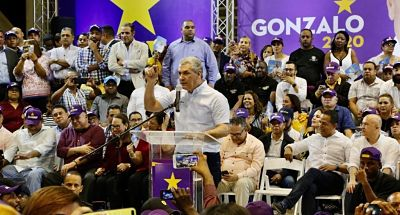 Gonzalo Castillo asegura presidirá gobierno moderno para todos