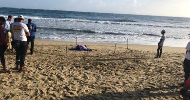 ATENCIÓN: Encuentran cadáver de extranjero había desaparecido cuando se bañaba en playa Cabarete