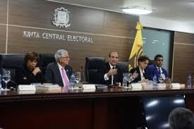 JCE podría plantear conteo total de los votos de manera manual y automatizado