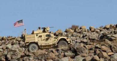 Jefe del Estado Mayor de EE.UU. declara que entre 500 y 600 tropas de su país quedarán en Siria