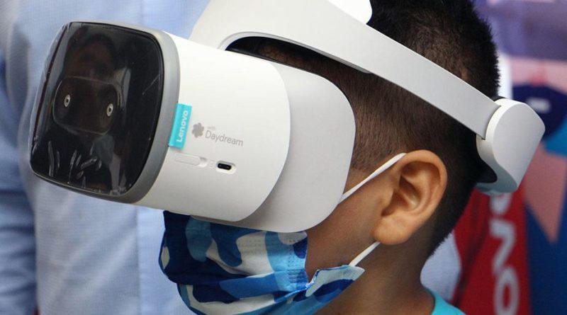 Así la realidad virtual puede ayudar al tratamiento de niños con cáncer