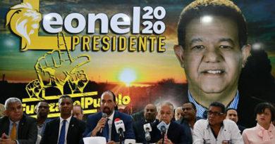 Leonel Fernández hará acto con renunciantes del PLD