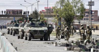 """La ONU pide """"rendición de cuentas"""" por las muertes de manifestantes en Bolivia"""
