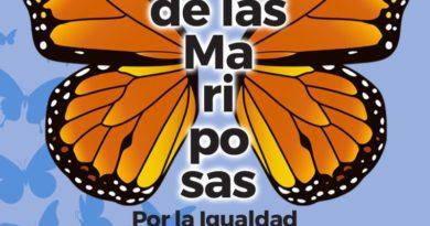 Todo listo para la Marcha de las Mariposas; esperan miles se manifiesten contra la violencia hacia la mujer