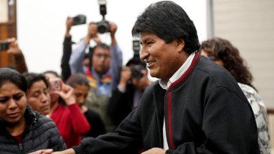 """""""No voy a renunciar"""": la anticipada respuesta de Evo Morales a los opositores en Bolivia"""