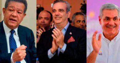 Sin proclama oficial para campaña de mayo, candidatos presidenciales están activos