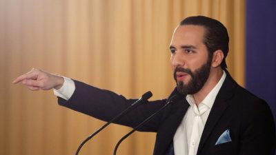 """Presidente de El Salvador llama a desalojar las costas hacia """"tierras más altas"""" por alerta de """"tsunami"""""""