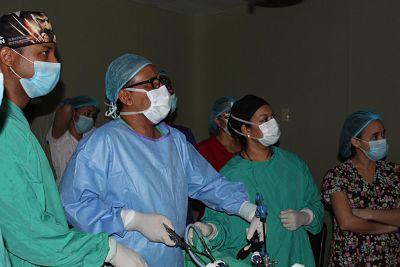 Realizan cirugía a paciente llevaba 20 años sin ingerir alimentos sólidos