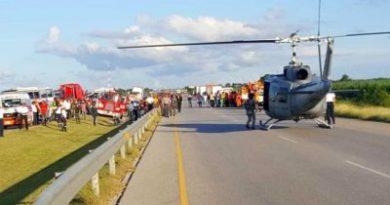 Testigo accidente Autovía del Coral ofrece versión contraria a brindada por dueños autobús involucrado