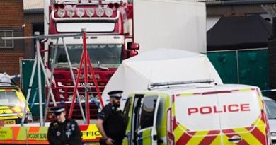 Un segundo hombre comparece ante tribunal de Dublín por el camión hallado con39 cadáveres