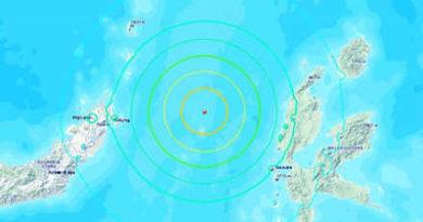 Un terremoto de 7,1 sacude el norte de Indonesia y activa alerta de tsunami