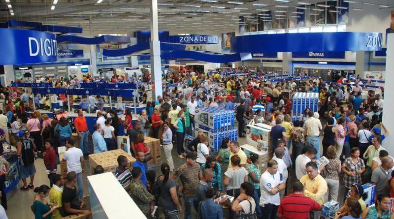 Compras en Black Friday crecieron un 13% y 18% en el Cyber Monday
