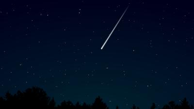 VIDEOS: Captan increíbles imágenes de un meteoro que ilumina el cielo sobre EE.UU.