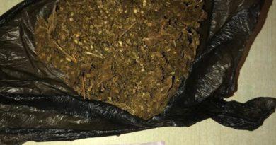 DICAN detiene a dos haitianos con presunta marihuana en Montecristi